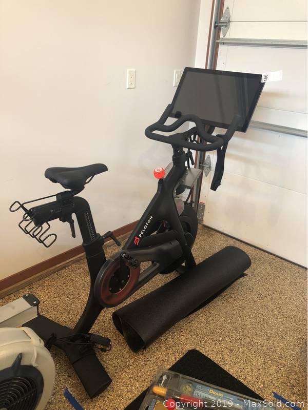 Peloton Indoor Cycling Bike