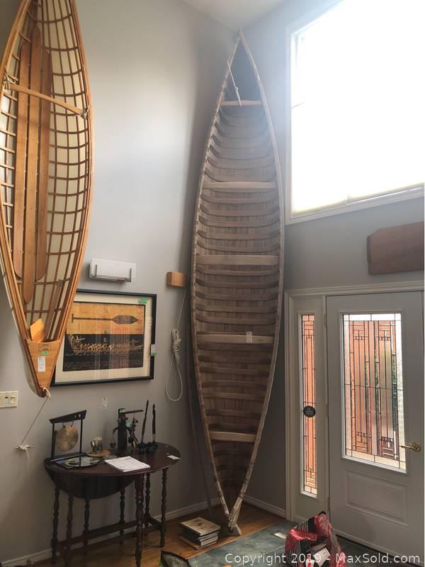Handmade Canoe And Boatbuilding Books