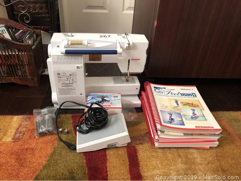 Bernia Sewing Machine