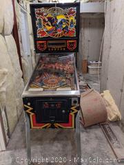 Black Knight Pinball Machine