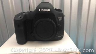 Canon Eos 5ds Camera Mark III